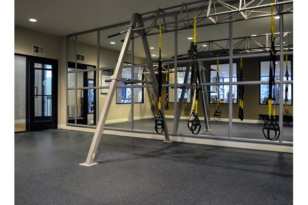 State-of-the-Art Fitness Center at Madison Park Apartment Homes, Anaheim, CA