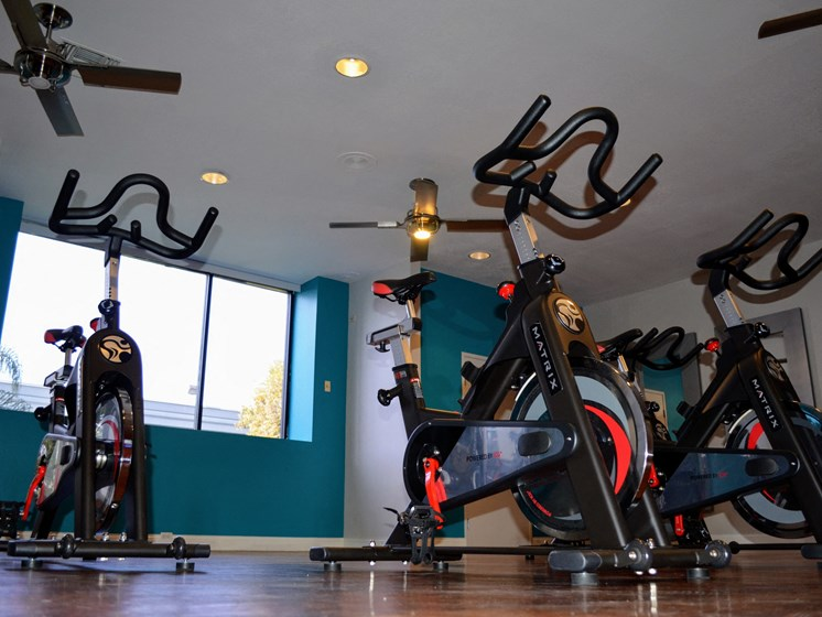Fitness Center Access at Madison Park Apartment Homes, Anaheim, CA