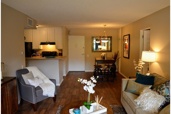 Hardwood Floors at Madison Park Apartment Homes, California, 92804