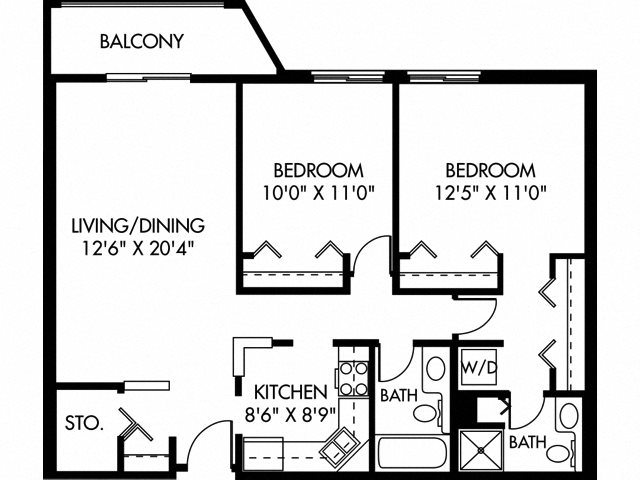 Geneva Floor Plan 9