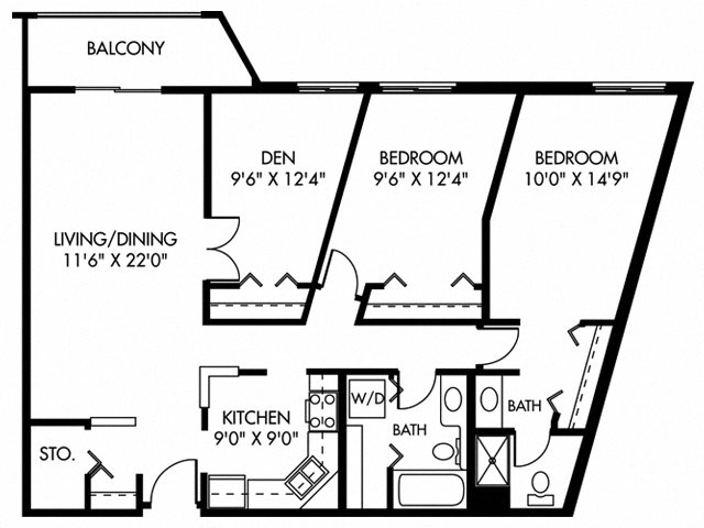 Boyer Floor Plan 16