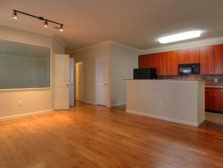 Wood Style Flooring at The Bridges on Eldridge, Houston, 77077