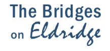The Bridges on Eldridge Logo, Houston