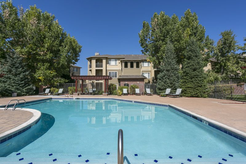 Ranchstone, Parker, CO,80134 has Resort-style Pool with Sundeck