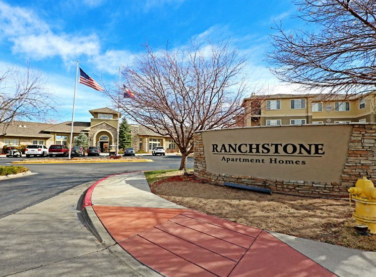 Access Controlled Community at Ranchstone Apartments, 17125 E Carlson Drive, Parker, CO 80134