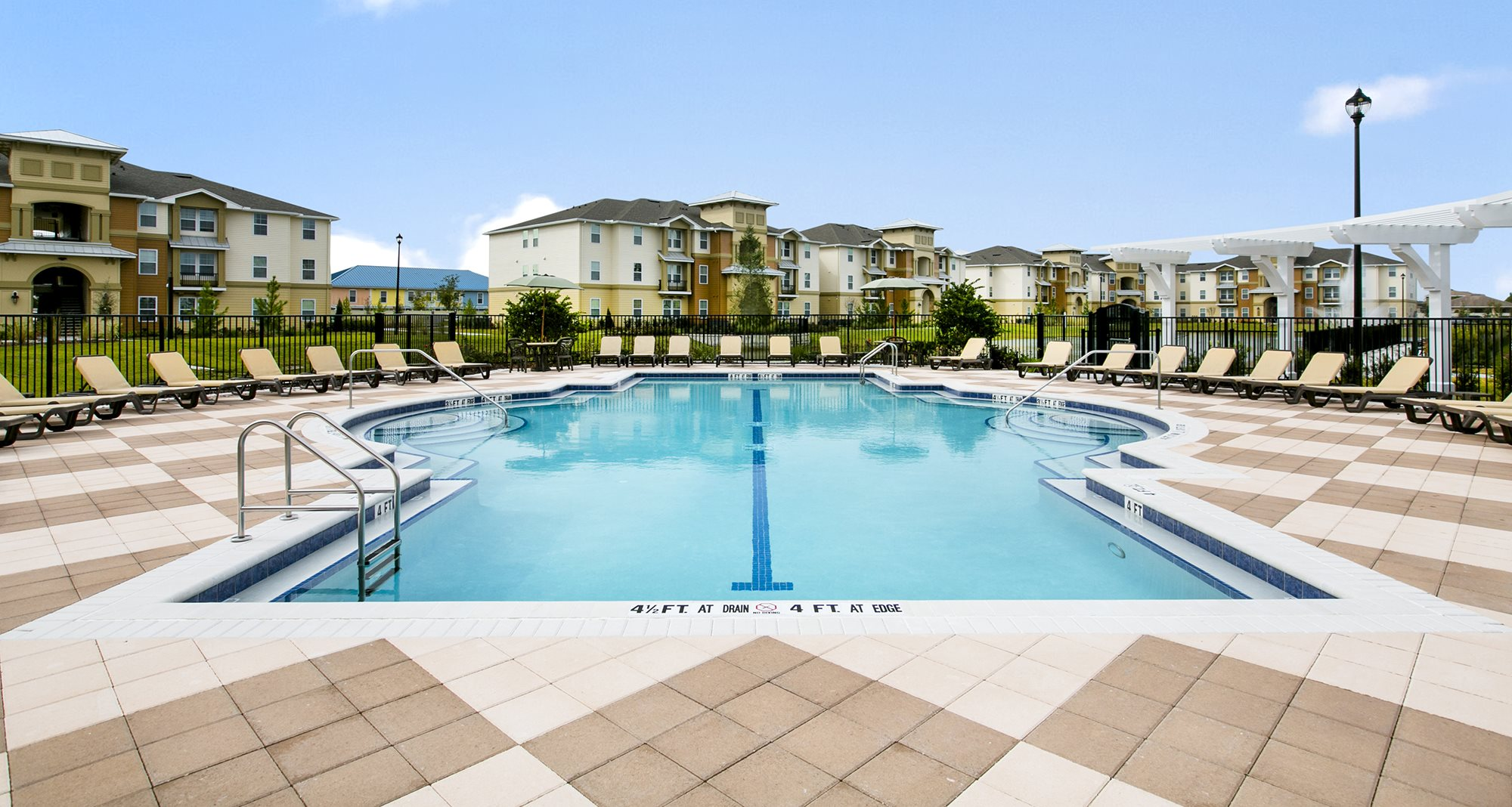 Heritage Park Apartments for rent in Kissimmee, FL. Make this community your new home or visit other Concord Rents communities at ConcordRents.com. Pool