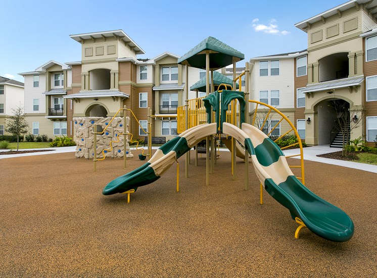 Heritage Park Apartments for rent in Kissimmee, FL. Make this community your new home or visit other Concord Rents communities at ConcordRents.com. Playground