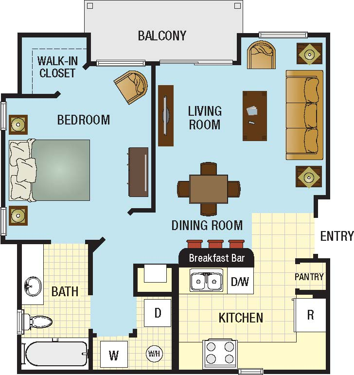 Income Restricted Apartments In Savannah Ga: Grove Park Apartments