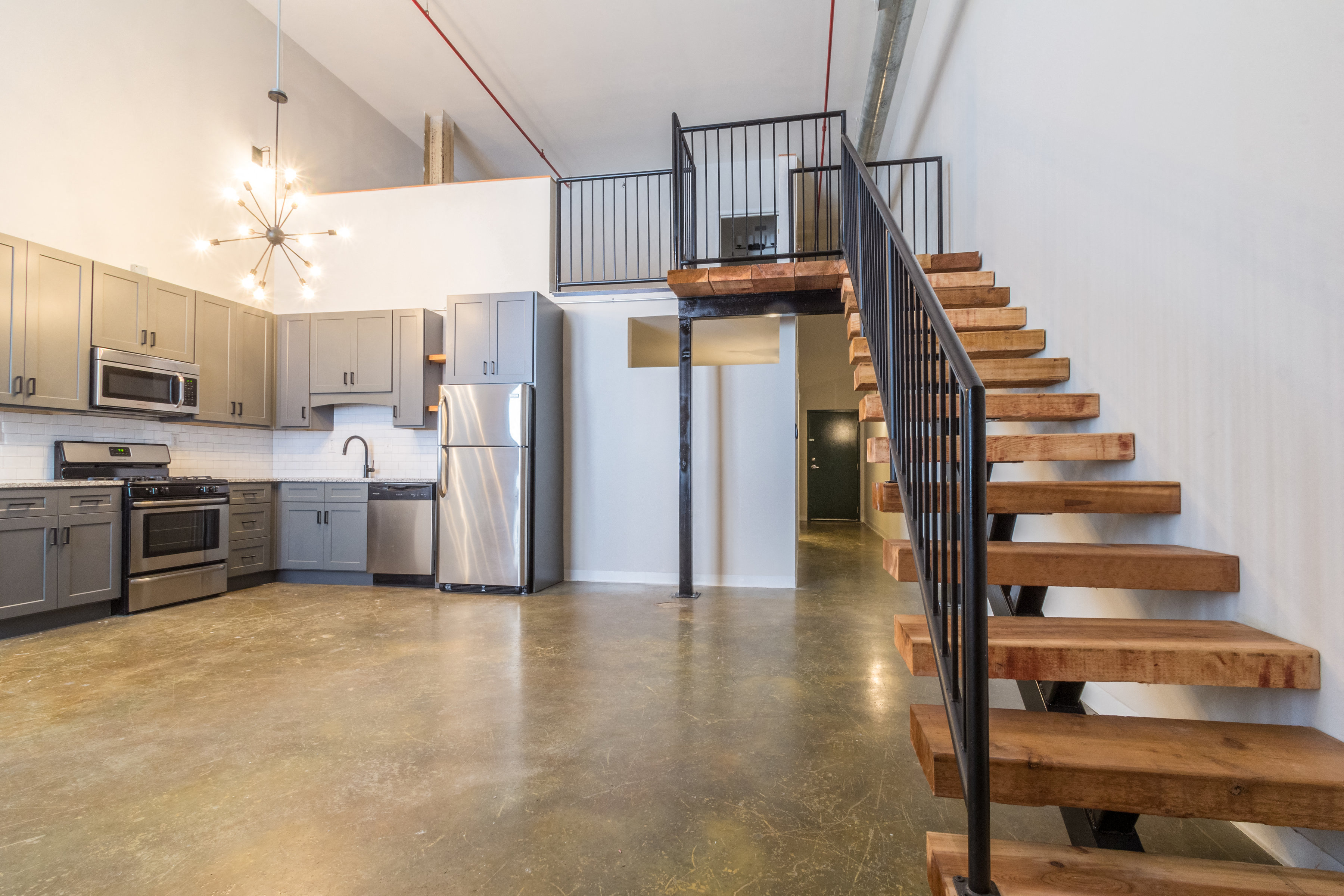 Historic Unique Loft Floor Plans Available