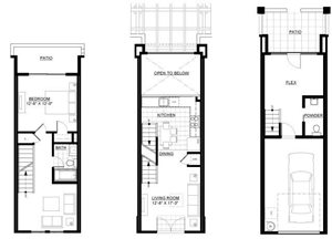 One Bedroom with Loft