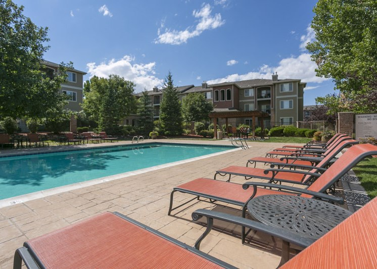 Relaxing Spa at Cherrywood Village Apartments, Parker, CO,80134