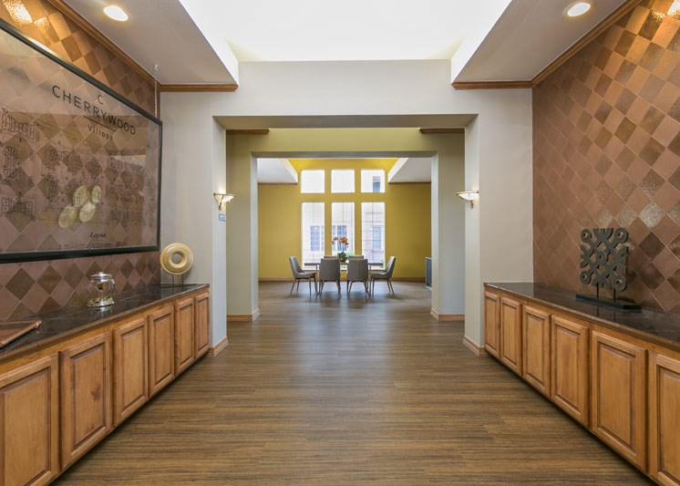 Lavish resident clubhouse at Cherrywood Village, 80134