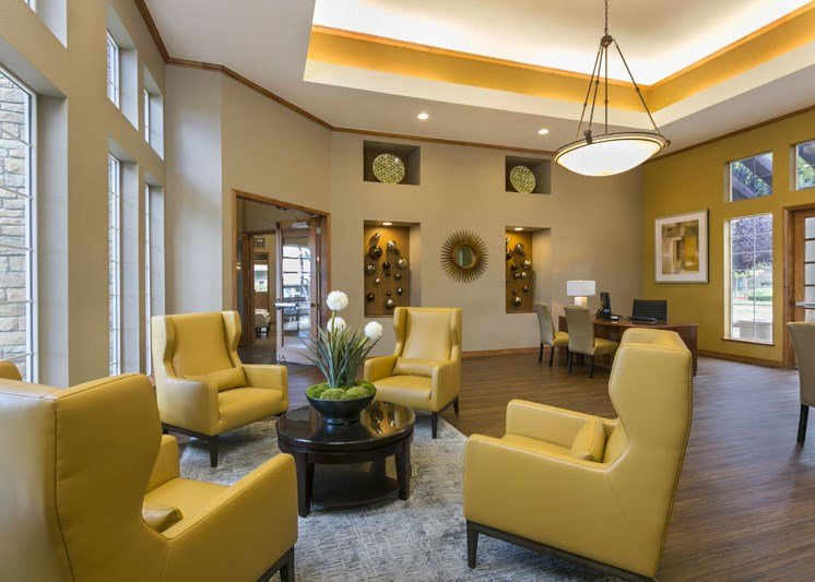 Cherrywood Village, Parker has Newly Renovated Clubhouse With Modern Amenities