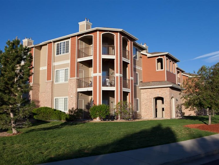 Close to Park Meadows Mall at Cherrywood Village Apartments, Parker, CO,80134