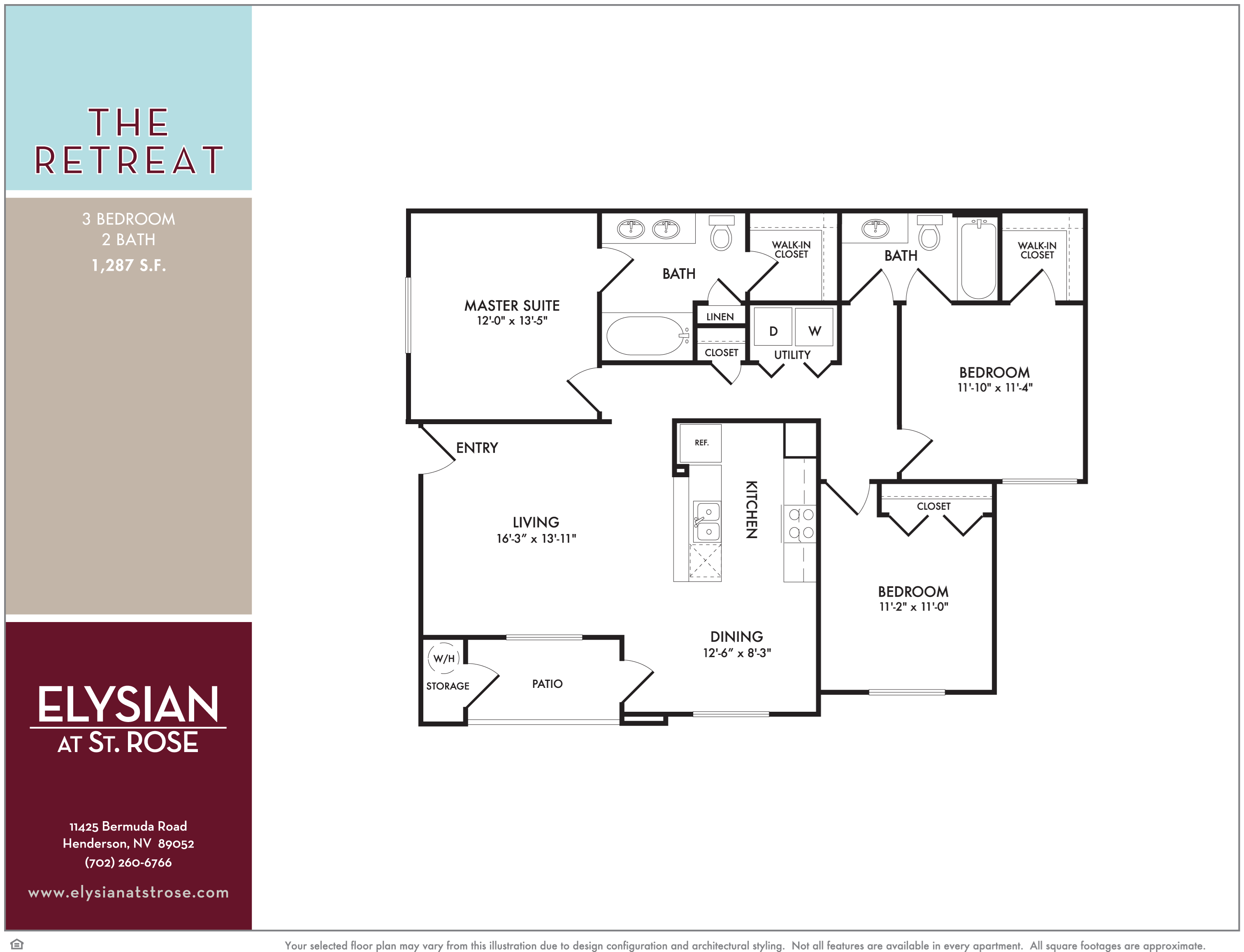 Retreat Floor Plan 6