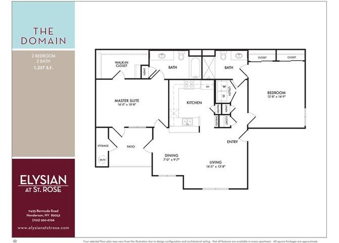 Domain Floor Plan 1