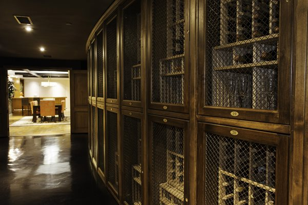 Secure Climate-Controlled Wine Vault  at Astoria at Central Park West Apartments, Irvine, CA,92612