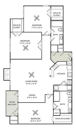 floor plans of madison at river sound in lawrenceville ga