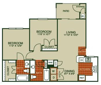 Thistle Floor Plan 3