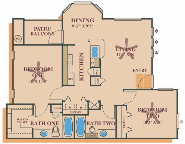 B1 Floor Plan 2