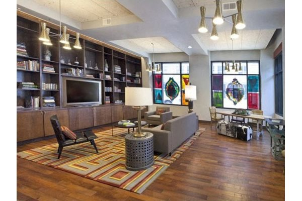 Complimentary Wifi in Common Areas at The Can Plant Residences at Pearl, 503 Avenue A, San Antonio, TX 78215