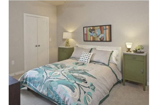 Spacious Bedrooms at The Can Plant Residences at Pearl, 503 Avenue A, San Antonio, TX