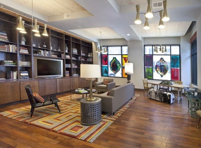 Multiple interior Finishes at The Can Plant Residences at Pearl, San Antonio, TX,78215