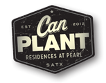 at The Can Plant Residences at Pearl Logo, San Antonio