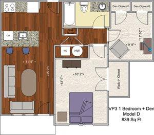 Vp3 apartments 30 e corry street cincinnati oh rentcaf for 3 bedroom apartments cincinnati