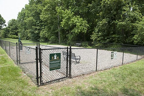 Dog Park at Sterling Beaufont Apartments