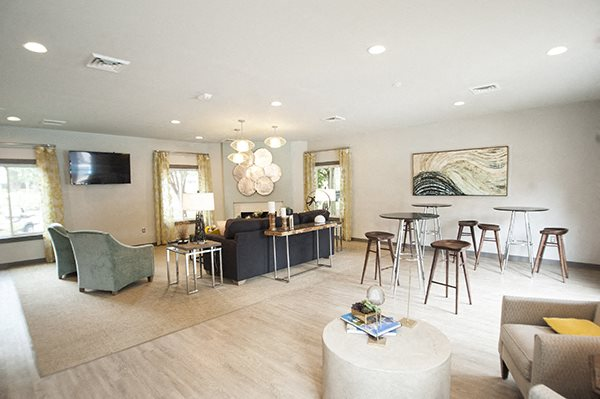 Resident Social Center at Sterling Beaufont Apartments