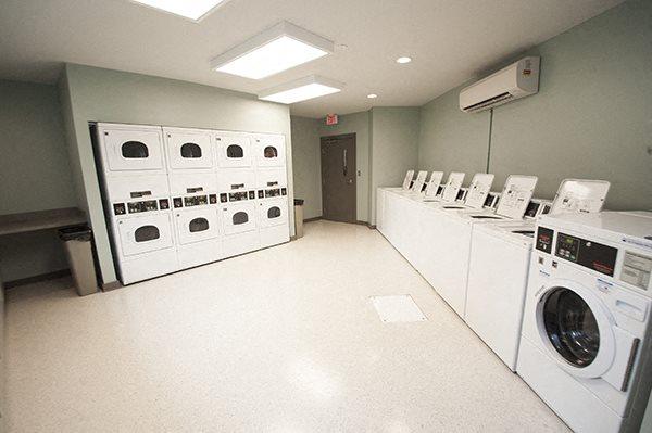 richmond, va, social center, laundry room, sterling beaufont
