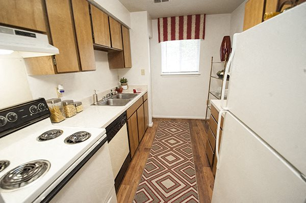 Fully Equipped Kitchen at Sterling Beaufont Apartments