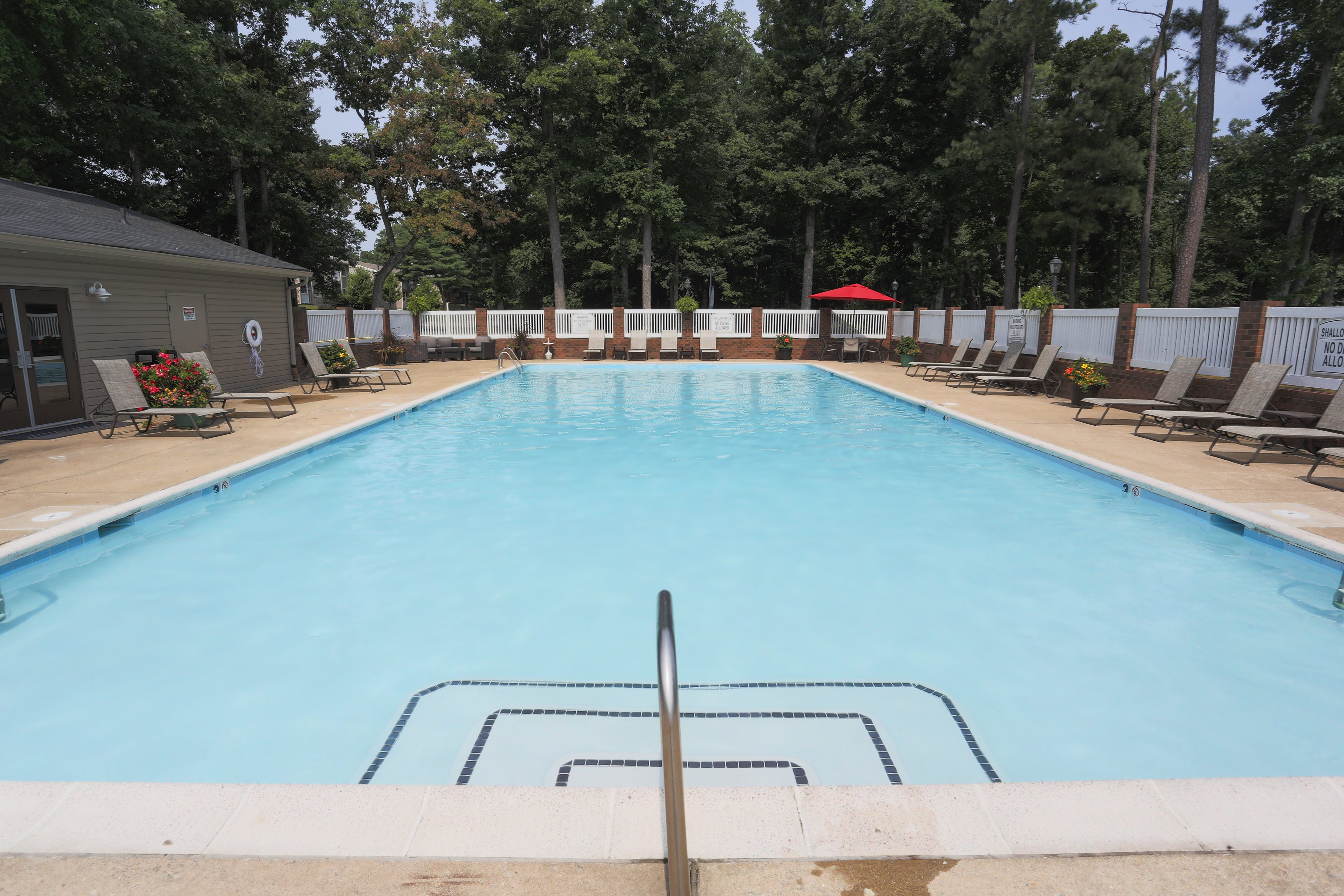 Sparkling Swimming Pool at Sterling Beaufont Apartments