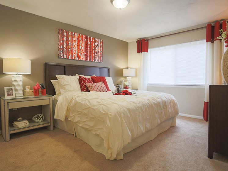Cozy Bedroom at Sterling Beaufont Apartments