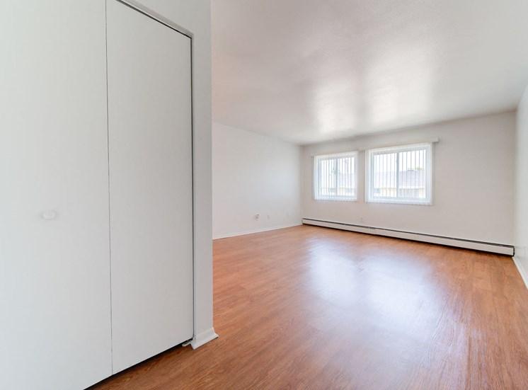 One Bedroom | D Floor Plan