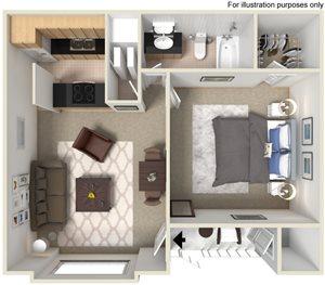 One Bedroom Styles