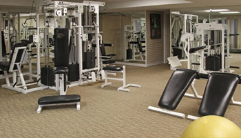 Apartments in Columbus with a Fitness Center