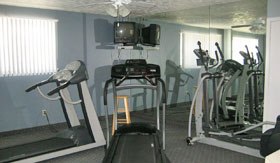 Work Out at Apartments in Omaha