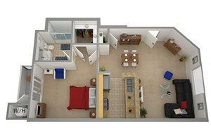 SYLMAR ASTORIA VIEW Rental Apartments 91342