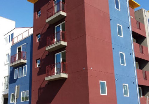 Legacy Apartment Homes Community Thumbnail 1