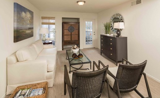 Standard Unit Living Room