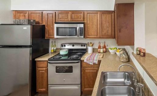 Standard Unit Kitchen