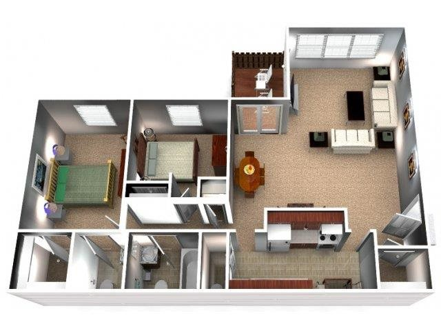 The Maple Floor Plan 6