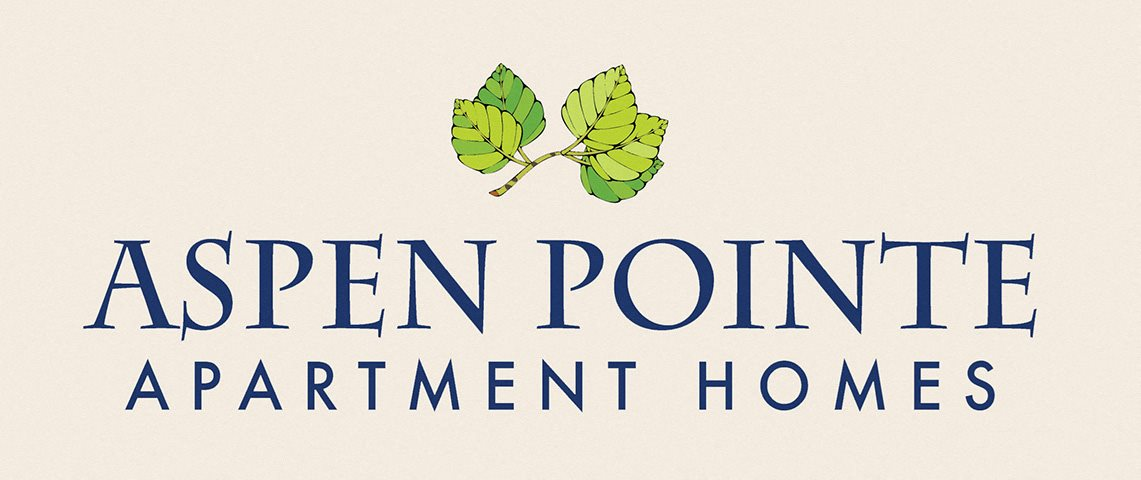 Aspen Pointe Apartment Homes Logo - Roswell GA 30076
