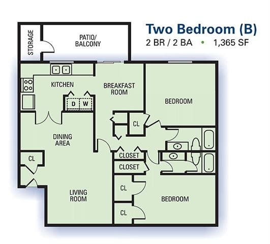 Roswell Ga Apartments: Floor Plans Of Aspen Pointe Apartment Homes In Roswell, GA