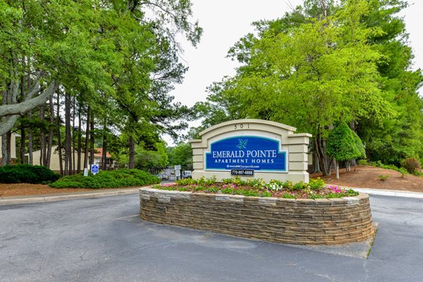 Emerald Pointe Apartment Homes is a gated community | Riverdale, GA 30274