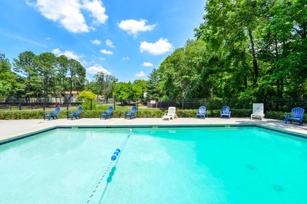 Sparkling Swimming Pool at Emerald Pointe Apartment Homes | Riverdale, GA 30274