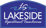 Lakeside Apartment Townhomes Property Logo 0