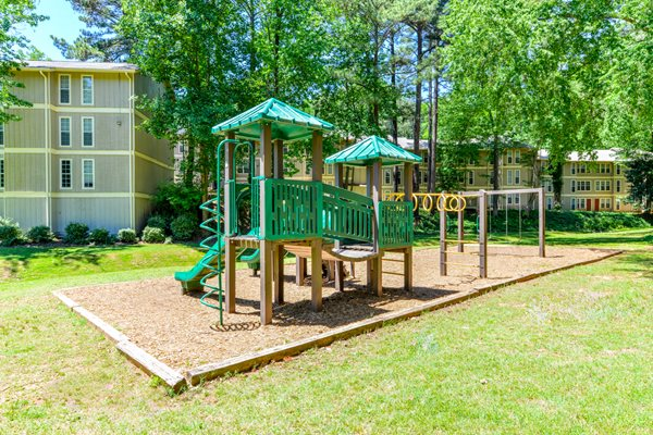 Children's Playground at Linden Ridge Apartment Homes | Stone Mountain, GA 30083